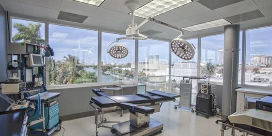 Plastic Surgery Miami Operating Room