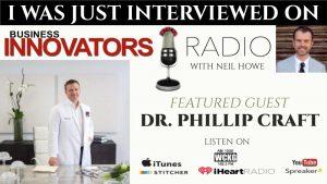 Dr. Phillip Craft - Just Interviewed